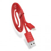 iWalk Twister, cablu lightning la USB, 1m, Red
