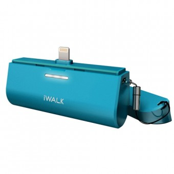 iWalk Link Me, 3000mAh, Apple, Blue