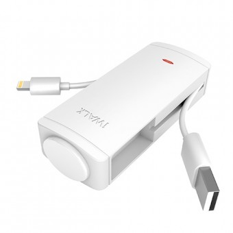 iWalk Charge it+, 2600mAh, Apple, White
