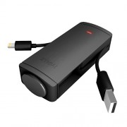 iWalk Charge it+, 2600mAh, Smartphone, Black