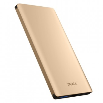 iWalk Chic 5000, 5000mAh, USB, Gold