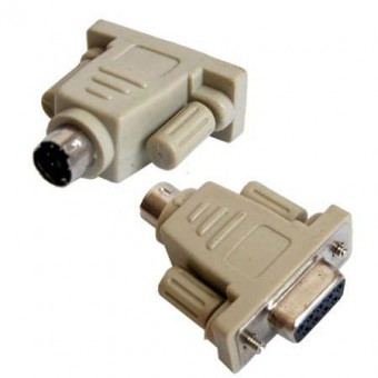 ADAPTOR MD 6M/DB9