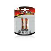 BATERIE SUPERALCALINA EXTREME R6 BLISTER 2 BU