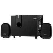 SUBWOOFER 2.1 + FM INTEX IT200FM