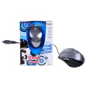MOUSE OPTIC QUER EASY GAMER (USB+PS/2)