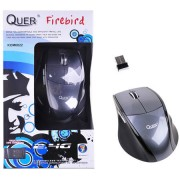 MOUSE OPTIC WIRELESS QUER FIREBIRD 2.4GHZ