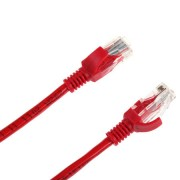 PATCHCORD UTP CAT 5E 1M ROSU INTEX