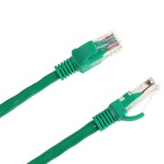PATCHCORD UTP CAT 5E 1M VERDE INTEX