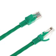 PATCHCORD UTP CAT 5E 2M VERDE INTEX