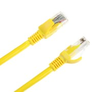 PATCHCORD UTP CAT 5E 3M GALBEN INTEX
