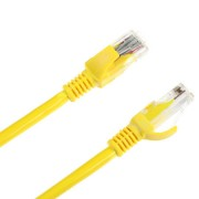 PATCHCORD UTP CAT 5E 5M GALBEN INTEX