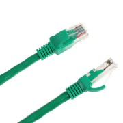 PATCHCORD UTP CAT 5E 5M VERDE INTEX