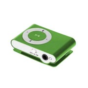 MP3 PLAYER VERDE