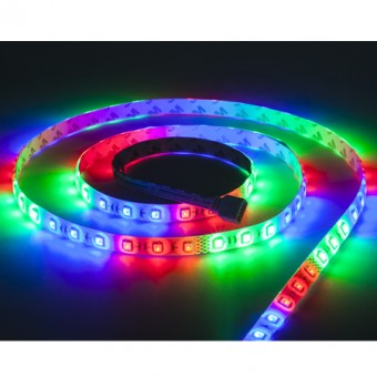 BANDA LED DIGITALA RGB 5M