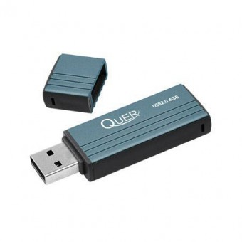 FLASH USB QUER 4 GB
