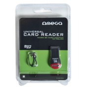 CARD READER OMEGA MICRO SD R042
