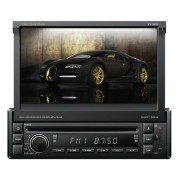 DVD PLAYER 1DIN 7 inch MP3/MP4/DIVX/USB/SD/BT/GPS