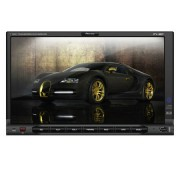 DVD PLAYER 2DIN 7 inch MP3/MP4/DIVX/USB/SD/BT/GPS