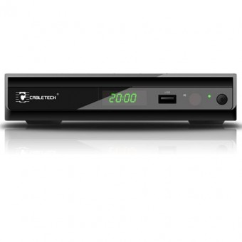 TUNER DVB-T MPEG-4 HD CABLETECH