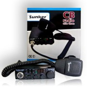STATIE CB SUNKER ELITE THREE AM/FM