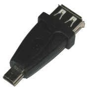 ADAPTOR USB TATA MINI 5P-MAMA A