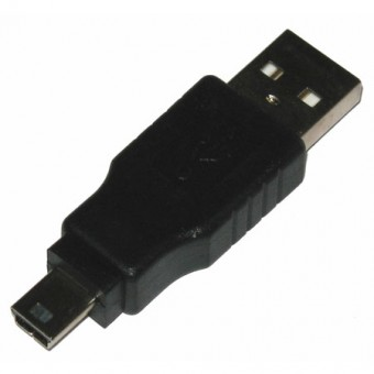 ADAPTOR USB  TATA MINI-USB TATA A